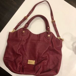 Used Marc Jacobs ClassicQ Francesca Wild Raspberry